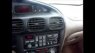 2001 Pontiac Grand Prix GT Review