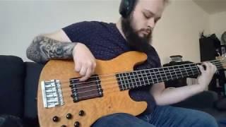 Baixar Flying Colors - Shoulda Coulda Woulda Bass Cover