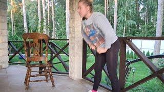 Вечерний Фитнес На Дому От Шпаков