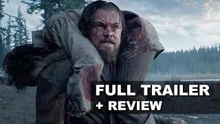The Revenant Official Teaser Trailer + Trailer Review : Beyond The Trailer