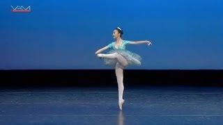 Alexandra Ling, 14, Odalisque Variation from Le Corsaire - YAGP Los Angeles