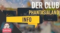 Phantasialand Club Karten Vorstellung (Jahreskarten) 1 Jahr unbegrenzten Spaß!