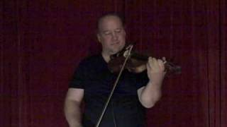 Bach - Cello Suite No.1-  Electric Violin and Loop Pedal w Christian Howes