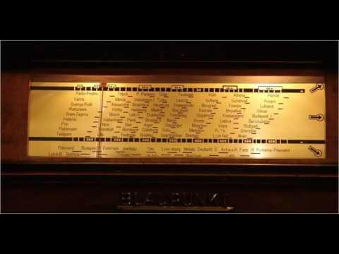 AM STRANDE VON HAVANNA  Ernie Bieler un Rudi Hofstetter mit dem Karl Loubé orkester