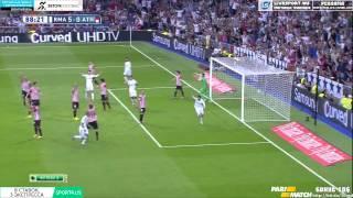 real madrid vs athletic bilbao 5 0 hand goal cristiano ronaldo hd