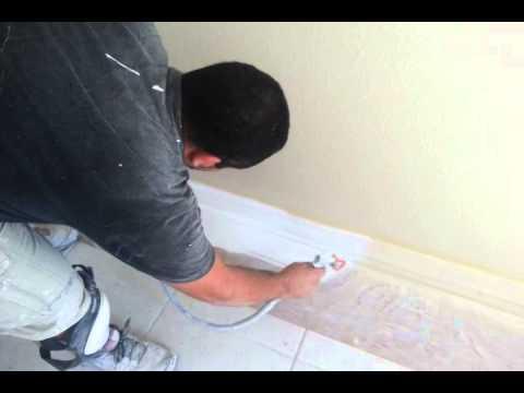 Dianko pintando rodapie  YouTube