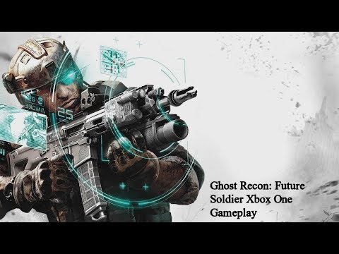 Tom Clancy's Ghost Recon Future Soldier - Xbox One Gameplay (1080p/60FPS)