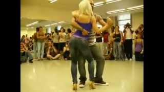 BEST KIZOMBA dance 2012