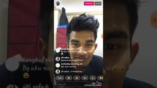 Tengku Tezi Live Instagram 4 Maret 2018