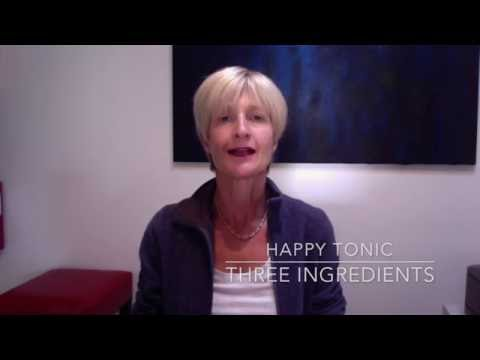 Mindset for Success Free Happy Tonic Reduces Stress