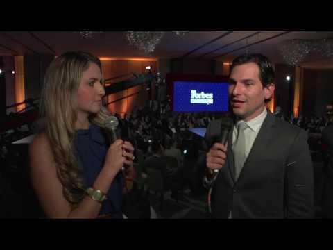 Foro Forbes Economía 3.0. Entrevista con el vlogger Alan Estrada