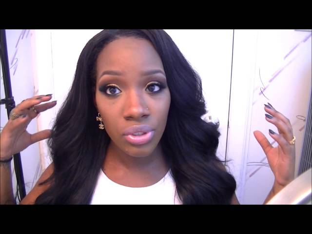 |Hair Talk| 1wk Update: Aliexpress MsLula Virgin Peruvian Body Wave |Alwysbeautifulmakeup| Travel Video