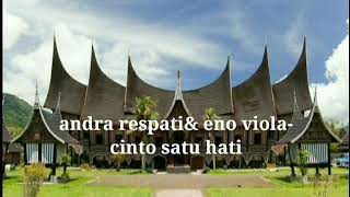 Download Mp3 Andra Respati & Eno Viola - Cinto Satu Hati- Lirik Video  Subtitle Bahasa In