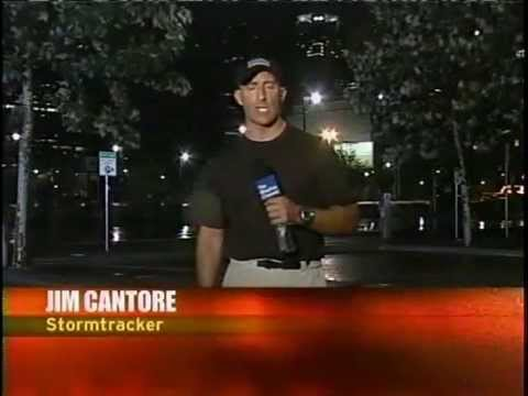 Hurricane Rita Coverage (9/24/05 - Landfall) - The Weather Channel