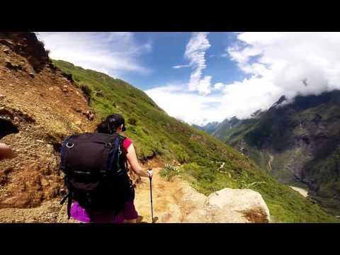 cook-and-travel.pl - Peru - Choquequirao Trek 2015 - GoPro HD part 1
