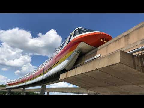 PIXAR The Incredibles 2, Incredible Summer 2018 Walt Disney World Monorail Wrap Decoration