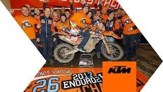 Josep Garcia - portrait of a world champion | KTM