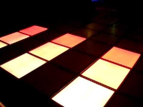 World's best LED Dance Floor