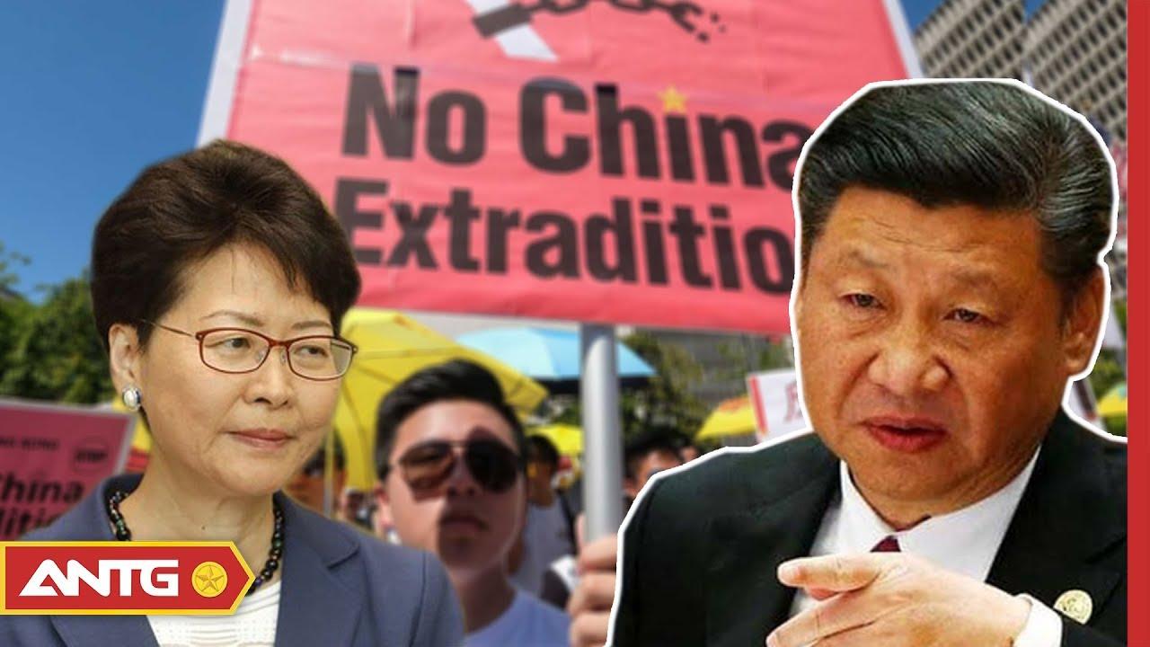 Tương lai của Hongkong sẽ đi về đâu nếu dự luật dẫn độ được thông qua | Tiêu điểm quốc tế | ANTG