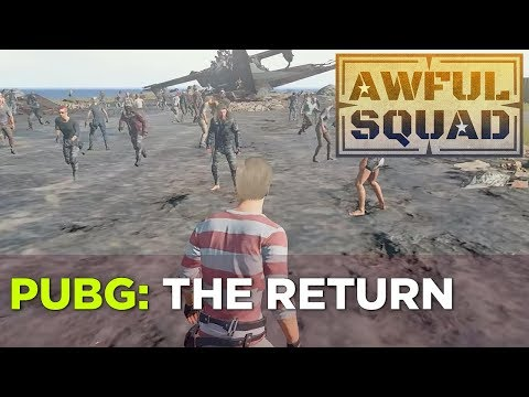 AWFUL SQUAD: Griffin, Just, Pat, Simone, Russ, Jake, Clayton and more!