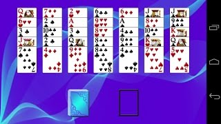 How to Play Golf Solitaire