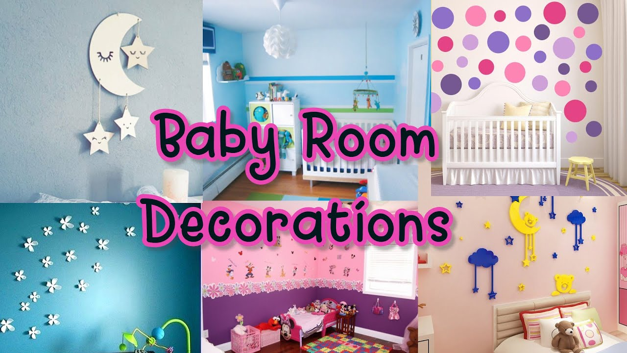 Baby Room Decorations Ideas Decorations For Kids Wall Arts For Baby Room Youtube