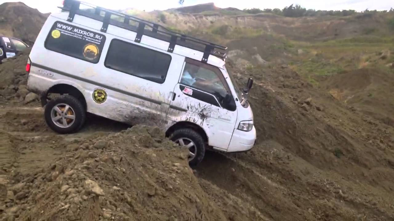 Nissan Vanette 4x4 Offroad