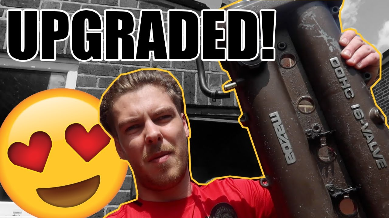 The BEST Way to do a Cam Cut on a Mazda MX5! *INSANE RESULTS*