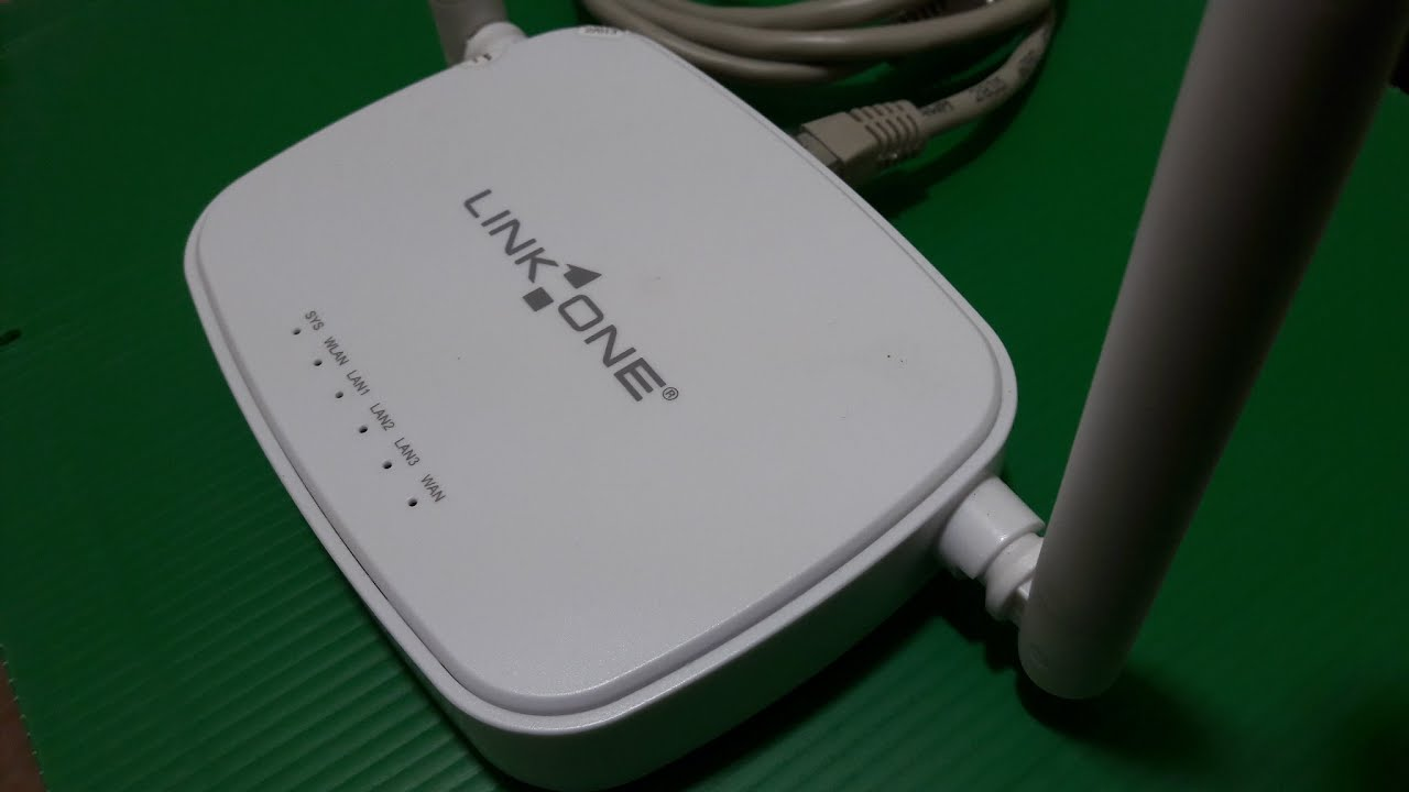 firmware link one l1-rw131 atualização