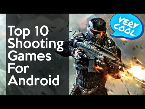 Top 10 Shooting Games For Android 2020 #bestgames