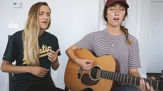 Here As In Heaven - Elevation Worship (Cover) + be in our next video! | Gardiner Sisters
