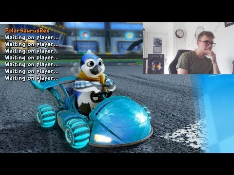 Online Crash Team Racing #2