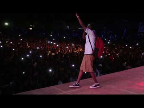 Janjaro Performance at Fiesta Moshi 2016