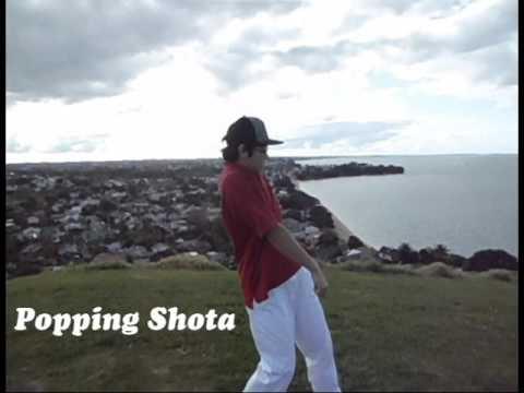 Auckland Popping Community/Popping Shota/Treasure-Bruno Mars(cash Cash Radio Mix)