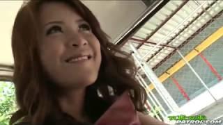 Tuktuk Patrol - Lek - Sexy Thai Babe Takes Ride With Tourist