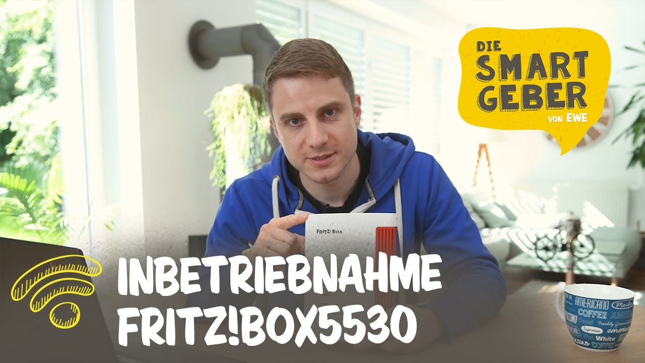 SMARTGEBER Jan präsentiert FRITZBox 20