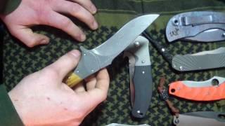 KNIFE PORN ALERT! custom emerson, RJ Martin