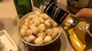 Seafood Casserole - Wicked Good Eats