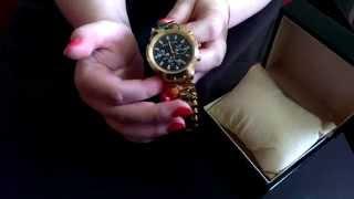 видео Купить недорого часы мишель корс