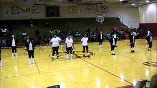 Saint Charles West Step Team Gateway Showdown