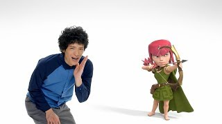 Clash of clans - Japanese commercial for clash of clans
