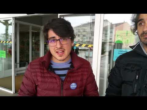 Iván Olmos no peche de 24 horas do hospital