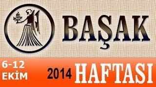 BAŞAK Burcu, HAFTALIK Astroloji Yorumu, 6-12 EKİM 2014