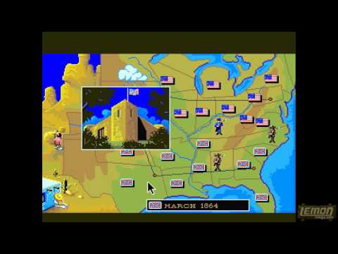 North and South (Amiga) - A Playguide and Review - LemonAmiga.com