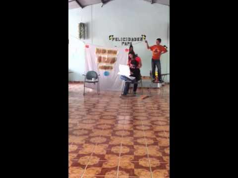 La Palma Christian School Fathers' Day Presentation