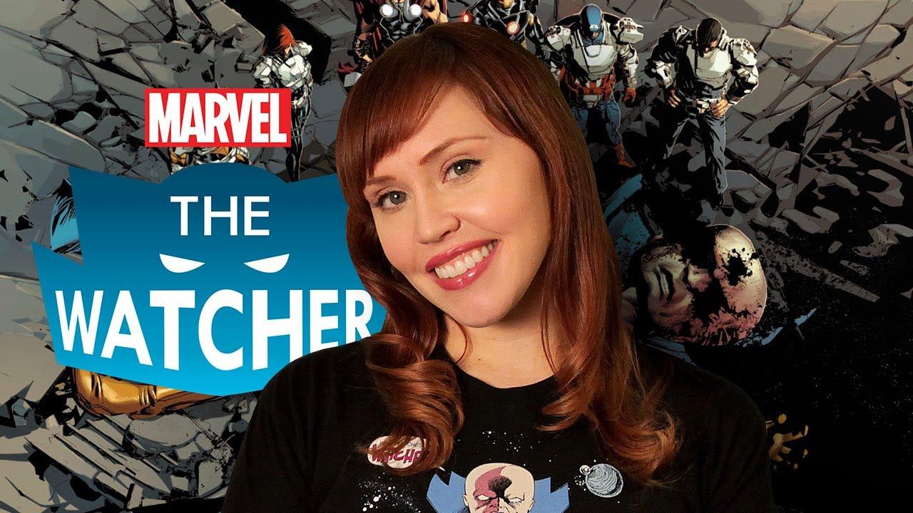 The Watcher is DEAD?! - The Watcher 2014 - Ep. 1