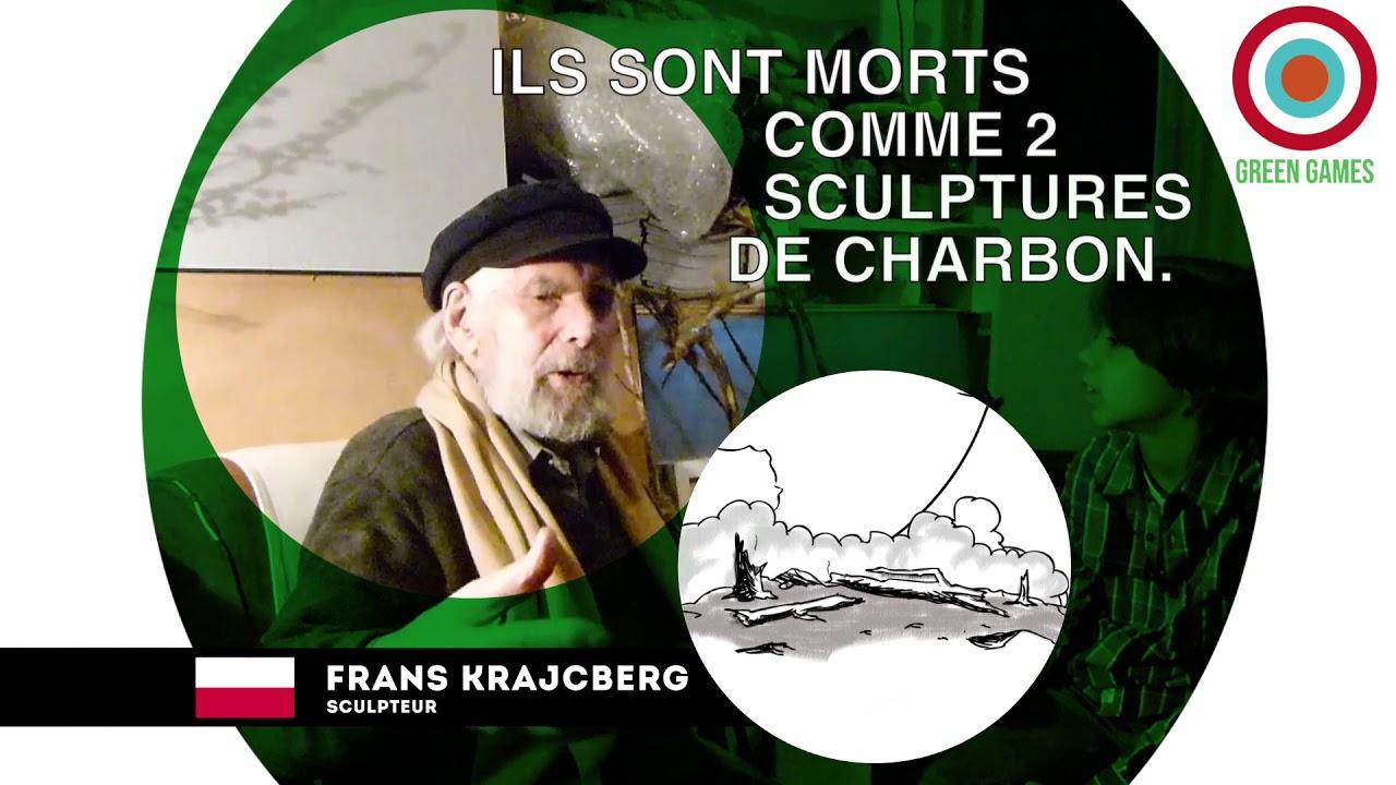 #012 FRANS KRAJCBERG, l'art engagé
