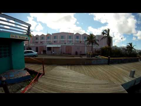 Strolling down the Boardwalk, Christiansted, St. Croix,  US Virgin Islands-www.ChrisHanley.com