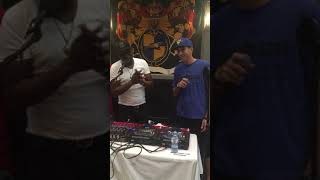 Interview with Foota Hype & treestepp on the. Welcome to Jamrock regular cruise 2018