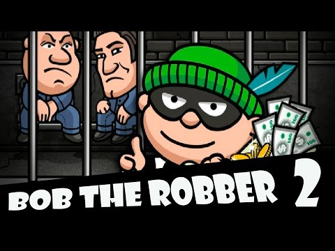 Прохождение Грабитель Боб 2 / Bob the Robber 2 Walkthrough